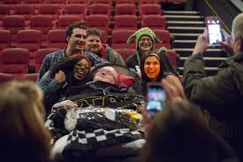 rockford man muscular dystrophy gets private star wars rockford man muscular dystrophy gets private star wars screening news rockford register star rockford il