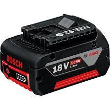 Купить <b>аккумулятор Bosch GBA 18V</b> 5.0Ah 1600A002U5 в ...