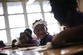 Image result for black teenagers in class