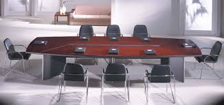 full size of tables wonderful office conference table boat shaped red mahogany finish table top awesome office table top view