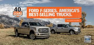 Ford Truck Incentives Vehicle Deals And Current Offers Buy A New Ford From Your Local