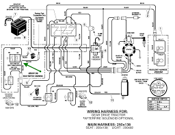 john deere 318 wiring diagram john wiring diagrams my john deere 318 tractor has an electrical problem the engine description graphic john deere wiring diagram