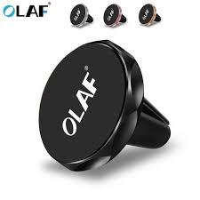 <b>OLAF Magnetic</b> Car Phone <b>Holder</b> For Iphone 6 Samsung 360 Air ...