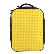 <b>Рюкзак UPIXEL Canvas Classic</b> Pixel Backpack WY-A001 - желтый ...