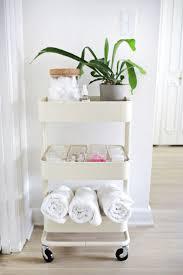 missing sink storage ikea bathroom hacks