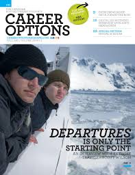career options magazine magazines career options post secondary fall 2015