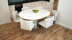 round glass extendable dining table: expandable oval natural oak finished extendable dining table breathtaking expandable glass