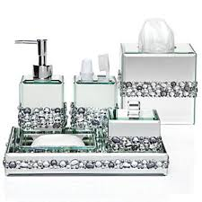trendy modern bathroom accessories set home  cfdaccbcaccabacb