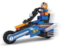 Детский <b>конструктор</b> Ausini серии <b>Мотоциклы</b>, 72 деталей 69900 ...