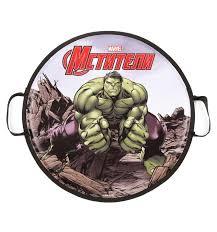 """<b>Ледянка</b> круглая """"<b>Marvel</b>. Hulk"""", 52 см   Купить с доставкой   My ..."""