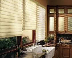 modern curtains for kitchen