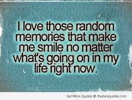 Great Memories Quotes. QuotesGram