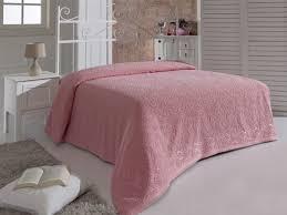 <b>Простыня Karna Махровая</b> ткань, 200x220, розовый — купить в ...