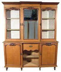 consigned antique english oak mahogany victorian welsh dresser hutch w mirror victorian china antique english mahogany armoire furniture
