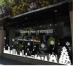 Decorazione Finestre Neve : Decorazione grandi finestre acquista a poco prezzo