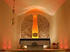 prolcht led down lighters were used to light the alter area in a warm and alter lighting