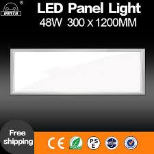 48w led panel light 1200300 led ceiling office light flat led panel lights high cheap office lighting
