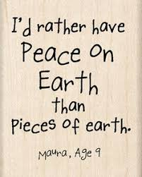 World Peace Quotes on Pinterest | Peace Quotes, World Peace and ... via Relatably.com