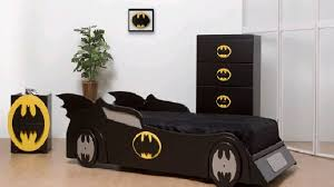 batman and spiderman inspired bedroom decorating ideas for childrens bedroom cool kids bedroom idea with car themed bedroom furniture
