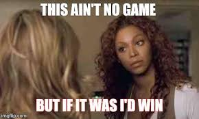 Beyonce angry obsessed attitude sassy Meme Generator - Imgflip via Relatably.com