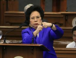 Image result for miriam santiago sick