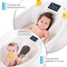 Baby Patent Aqua Scale <b>детская ванночка с электронными</b> ...