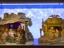 The nativity scene in its diversity - Spielzeug Welten Museum Basel