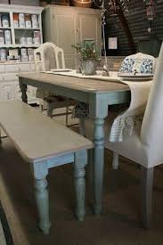 varying tints possible with chalk paint decorative paint by annie sloan a combination of duck egg blue old white by ciruelo interiors by rwrenee on bench painted chalk paint