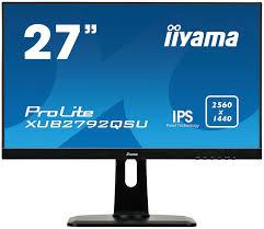 <b>Монитор Iiyama</b> 27'' XUB2792QSU-<b>B1</b> черный купить в интернет ...