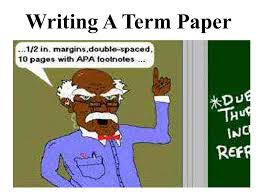 writing a term paper what is an essay or term paper  a piece  writing a term paper