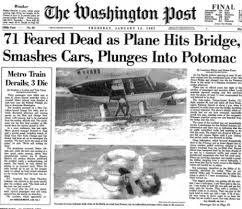 「Air Florida Flight 90」の画像検索結果