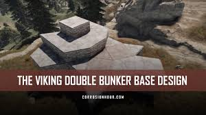 The Viking <b>Double</b> Bunker Base <b>Design</b> (<b>2019</b>) – Duo Base <b>Designs</b>