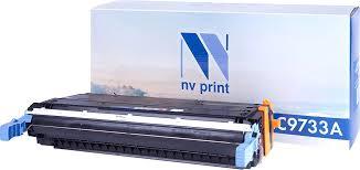 <b>Картридж</b> NV Print C9733AM, пурпурный, для лазерного принтера