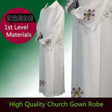 Catholicismus Choir robe Christian Apparel <b>Church Worship Cleric</b> ...