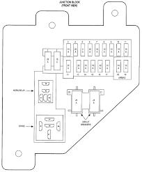 2000 dakota fuse box 2000 wiring diagrams