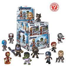 <b>Фигурка Funko</b> Mystery Minis: <b>Marvel</b>: <b>Avengers</b> Endgame 37200 ...