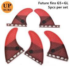 5pcs/4pcs <b>fins</b> set <b>Future Fin G5</b>+GL <b>Surfboard</b> k2.1/G7/GX <b>Fins</b> ...