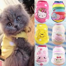 Online Shop New <b>Warm Cat</b> Clothes Autumn Winter Pet Clothing for ...