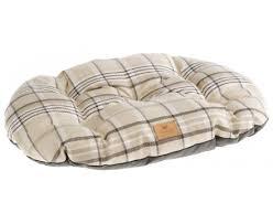 Купить <b>Лежак</b> для животных <b>Ferplast</b> Scott, коричневый в Минске