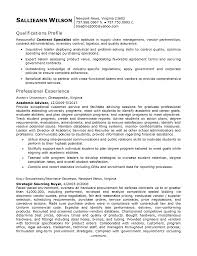 contract specialist resume mugioswanndvrnet reading specialist resume inventory specialist resume