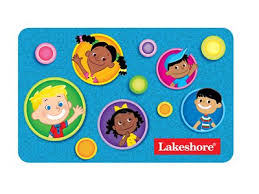 Gift Cards at Lakeshore Learning