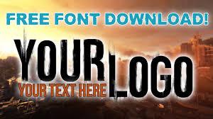 create your own custom dying light logo font create your own custom dying light logo font