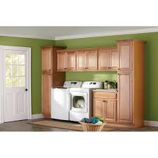 Hampton Bay Kitchen Cabinets Hampton Bay 36x30x12 In Cambria Wall Cabinet In Harvest Kw3630