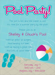 doc printable pool party invitations pool party swim party invitations anuvratinfo printable pool party invitations