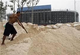 White <b>sand</b> of Hainan the winner   Reuters