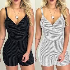 Hirigin New <b>2019</b> Fashion <b>Women's</b> Jumpsuit Sexy <b>Women Boho</b> ...