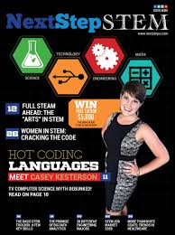 nextstepu college planning and stem magazines college planning nextstepstem winter 2017 edition