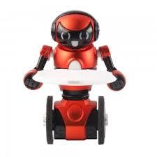 Интеллектуальный радиоуправляемый <b>робот WLtoys</b> F1 с ...