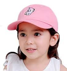 Girls <b>Baseball</b> Cap Hat Kids Spring <b>Summer</b> Sun Hats Beach Hats ...