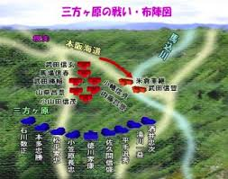 「三方ヶ原の戦い)」の画像検索結果